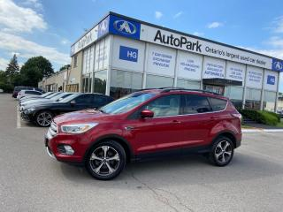 Used 2018 Ford Escape SEL PANORAMIC ROOF | NAV | HEATED SEATS | REAR CAMERA | for sale in Brampton, ON