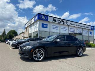 Used 2018 BMW 330 i xDrive NAV   SUNROOF   HEATED SEATS   MEMORY SEAT   for sale in Brampton, ON