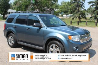 Used 2010 Ford Escape XLT Automatic WHOLESALE for sale in Regina, SK