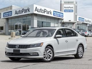 Used 2018 Volkswagen Passat 2.0 TSI Comfortline BACKUP CAM|HEATED SEATS|SUNROOF|PUSH START for sale in Mississauga, ON
