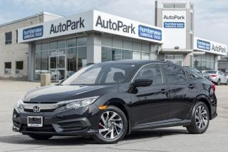 Used 2016 Honda Civic EX BACKUP CAM|LANE WATCH|SUNROOF|HEATED SEATS for sale in Mississauga, ON