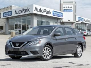 Used 2018 Nissan Sentra 1.8 SV BACKUP CAM|SUNROOF|HEATED SEATS|ALLOYS for sale in Mississauga, ON