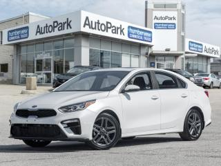 Used 2021 Kia Forte EX SUNROOF|BACKUP CAM|WIRELESS CHARGING for sale in Mississauga, ON