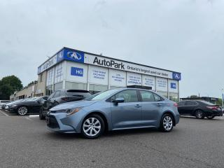 Used 2020 Toyota Corolla LE HEATED SEATS | REAR CAMERA | BLUETOOTH | ENTUNE APP SUITE | for sale in Brampton, ON