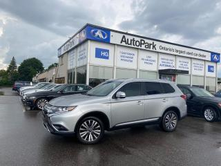 Used 2019 Mitsubishi Outlander GT SUNROOF | 360 CAMERA | 7 PASSENGER | LEATHER SEATS | for sale in Brampton, ON
