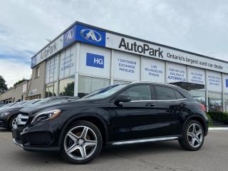 Used 2015 Mercedes-Benz GLA PANORAMIC ROOF | NAV | LEATHER SEATS | REAR CAMERA | for sale in Brampton, ON