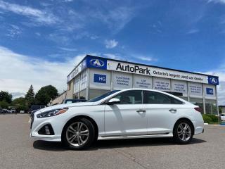 Used 2018 Hyundai Sonata 2.4 Sport SUNROOF   HEATED SEATS   REAR CAMERA   ANDROID AUTO   APPLE CAR PLAY   for sale in Brampton, ON