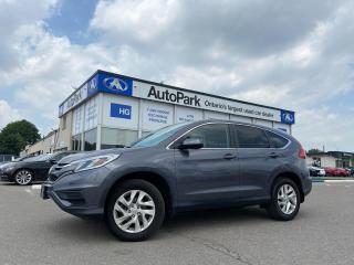 Used 2015 Honda CR-V REAR CAMERA | HEATED SEATS | BLUETOOTH | for sale in Brampton, ON
