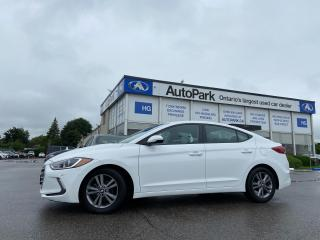 Used 2018 Hyundai Elantra GL REAR CAMERA | HEATED SEATS | HEATED STEERING | APPLE CAR PLAY | ANDROID AUTO | for sale in Brampton, ON