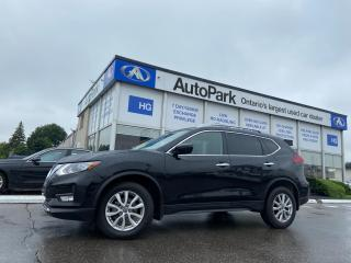 Used 2020 Nissan Rogue SV PANORAMIC ROOF | HEATED SEATS | REAR CAMERA | AWD | for sale in Brampton, ON