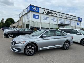 Used 2020 Volkswagen Jetta Highline SUNROOF | REAR CAMERA | LEATHER SEATS | HEATED SEATS | for sale in Brampton, ON