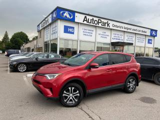 Used 2016 Toyota RAV4 LE ALLOY WHEELS   CRUISE CONTROL   BLUETOOTH   for sale in Brampton, ON