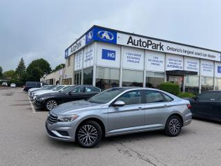 Used 2020 Volkswagen Jetta Highline SUNROOF | REAR CAMERA | HEATED SEATS | LEATHER SEATS | for sale in Brampton, ON
