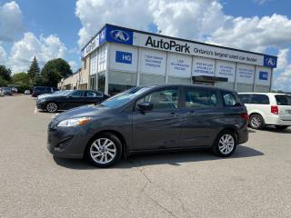 Used 2017 Mazda MAZDA5 GS BLUETOOTH | CRUISE CONTROL | VOICE REC. | for sale in Brampton, ON