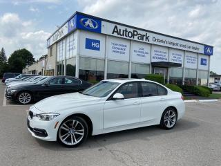 Used 2018 BMW 330 i xDrive LEATHER SEATS   NAV   SUNROOF   HEATED SEATS   for sale in Brampton, ON