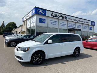 Used 2019 Dodge Grand Caravan GT HEATED STEERING | HEATED SEATS | REAR CAMERA | LEATHER SEATS | for sale in Brampton, ON