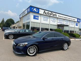 Used 2018 Mercedes-Benz CLA-Class 250 SUNROOF   NAV   HEATED SEATS   LEATHER SEATS   for sale in Brampton, ON