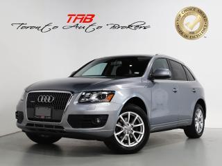 Used 2011 Audi Q5 2.0T I NAVI I PANO I CAM I BLIND SPOT for sale in Vaughan, ON