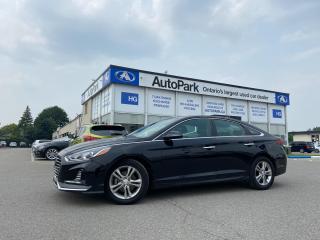Used 2019 Hyundai Sonata Preferred SUNROOF   HEATED SEATS   REAR CAMERA   BLUELINK   for sale in Brampton, ON