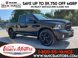 New 2021 RAM 1500 Classic Express for sale in Bancroft, ON