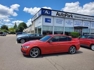 Used 2017 BMW 330 i xDrive SUNROOF   NAV   HEATED SEATS   LEATHER SEATS   for sale in Brampton, ON
