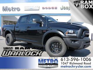 New 2021 RAM 1500 Classic Warlock for sale in Ottawa, ON