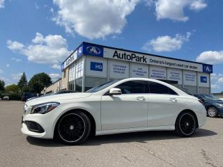 Used 2017 Mercedes-Benz CLA-Class 250 NAV   SUNROOF   HEATED SEATS   LEATHER SEATS   for sale in Brampton, ON