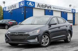 Used 2020 Hyundai Elantra Preferred IVT BACKUP CAM|HEATED SEATS|BLUETOOTH|ALLOYS for sale in Georgetown, ON