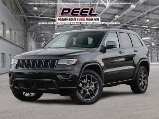 New 2021 Jeep Grand Cherokee 80th Anniversary for sale in Mississauga, ON