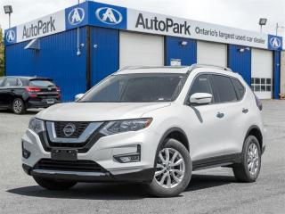Used 2020 Nissan Rogue SV AWD CVT BACKUP CAM|HEATED SEATS|PANO ROOF|AWD for sale in Georgetown, ON
