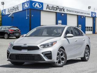 Used 2019 Kia Forte Sedan EX BACKUP CAM|HEATED SEATS|BLUETOOTH|A/C for sale in Georgetown, ON