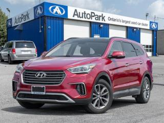 Used 2018 Hyundai Santa Fe XL AWD Limited 7 Passenger NAV|BACKUP CAM|PANO ROOF|LEATHER|INFINITY AUDIO|7 for sale in Georgetown, ON