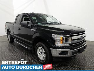 Used 2018 Ford F-150 XLT - Caméra de recul - Marchepieds - Climatiseur for sale in Laval, QC
