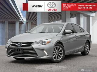 Used 2015 Toyota Camry HYBRID XLE for sale in Whitby, ON
