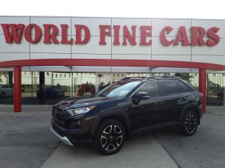 Used 2019 Toyota RAV4 Trail   *1-Owner*   CLEAN   Local! for sale in Etobicoke, ON