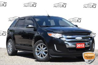 Used 2012 Ford Edge Limited 2.0L GTDI | AWD | VOICE-ACTIVATION | SONY AUDIO for sale in Kitchener, ON