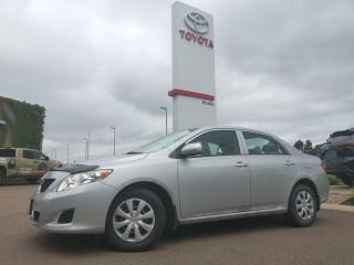 Used 2010 Toyota Corolla CE for sale in Moncton, NB