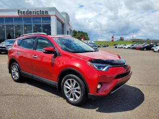 Used 2017 Toyota RAV4 LIMITED  for sale in Fredericton, NB