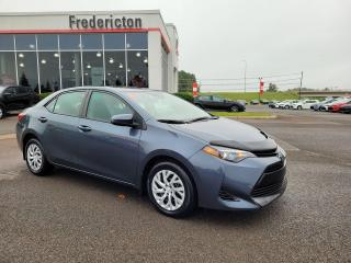 Used 2018 Toyota Corolla LE for sale in Fredericton, NB