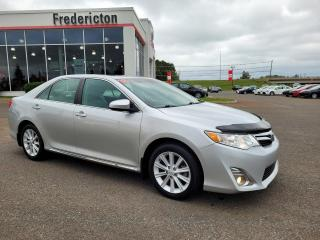 Used 2013 Toyota Camry XLE for sale in Fredericton, NB