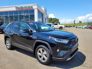 Used 2019 Toyota RAV4 Hybrid Limited for sale in Fredericton, NB