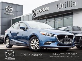 Used 2017 Mazda MAZDA3 GS for sale in Orillia, ON