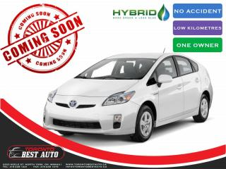 Used 2010 Toyota Prius |NO ACCIDENT|ONE OWNER|LOW KILOMETRES|5dr HB for sale in Toronto, ON