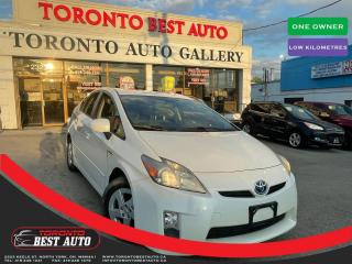 Used 2010 Toyota Prius Base for sale in Toronto, ON