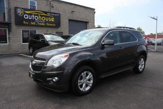 Used 2013 Chevrolet Equinox AWD/1LT/REMOTE START/BACKUP CAMERA/ACCIDENT FREE/LOW KM for sale in Newmarket, ON