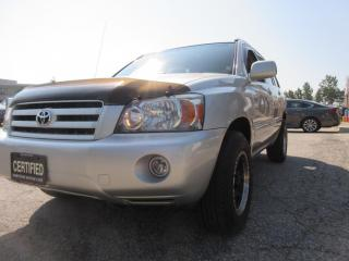 Used 2007 Toyota Highlander 4WD/ ACCIDENT FREE for sale in Newmarket, ON