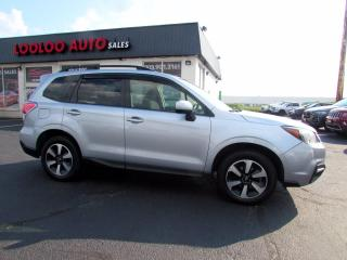 Used 2018 Subaru Forester 2.5i AWD Touring With Eyesight Pkg Panoramic Certified for sale in Milton, ON