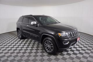 Used 2018 Jeep Grand Cherokee Limited NO ACCIDENTS | 4X4 | 3.6L V6 | LEATHER | TINTED WINDOWS for sale in Huntsville, ON