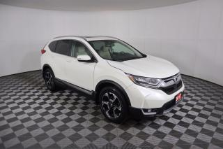Used 2017 Honda CR-V Touring 1 OWNER - NO ACCIDENTS   LEATHER   AWD   NAVI   PANO MOONROOF for sale in Huntsville, ON