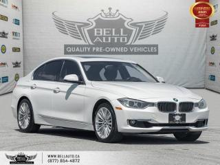 Used 2013 BMW 3 Series 328i xDrive, AWD, Navi, SunRoof, RearCam, NoAccident, B.Spot for sale in Toronto, ON